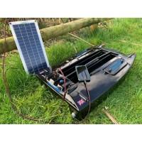 Microcat 20 watt solar panel
