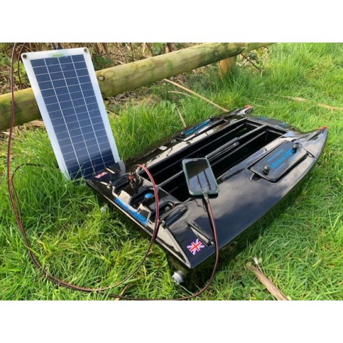 Microcat 20 watt solar panel