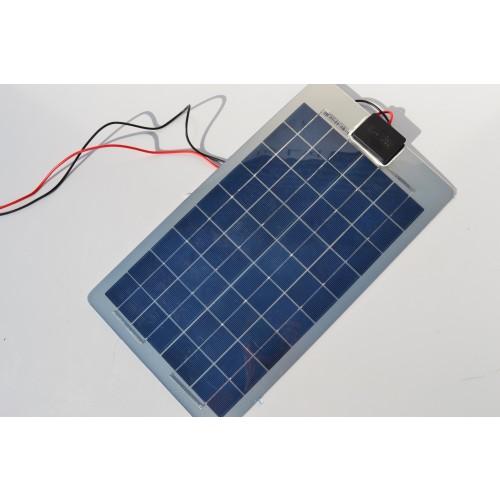 10 watt flexible solar panel for boats