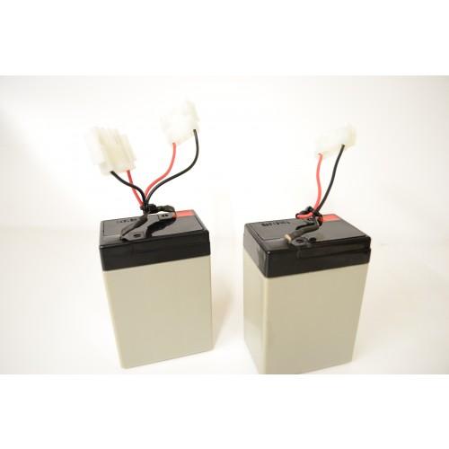 PAC Bait Boat Batteries