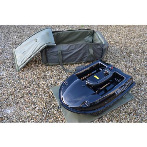 Waverunner bait boat deluxe padded bag