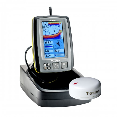 Toslon TF640 Bait Boat GPS