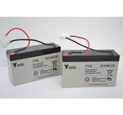 Heavy Duty Batteries for Anatec Catamaran/MonoHull