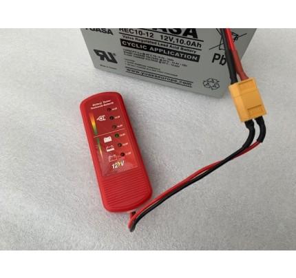 Waverunner Battery Tester ''Yellow plug''